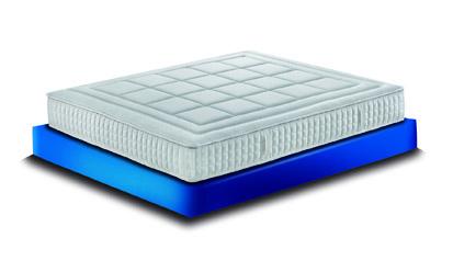Materasso Titanium Memory Foam e Molle Indipendenti